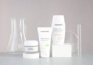 mesoestetic SPF cream